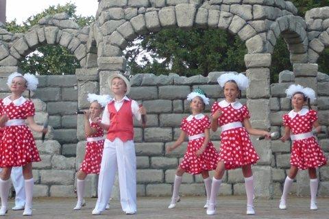 ХVIII Международный конкурс детской эстрадной песни «Маленькие звездочки на Золотых Песках»