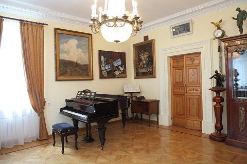 Музей -квартира Н.С.Голованова