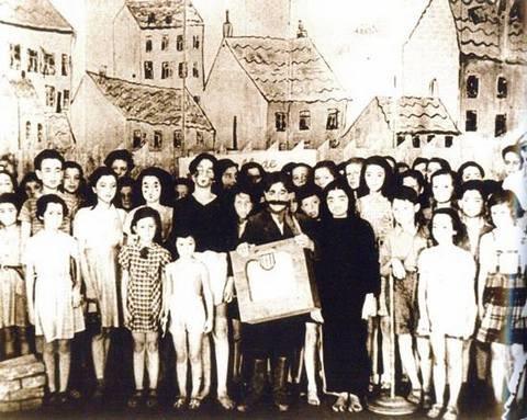 детская опера «Брундибар» чешского композитора Ганса Красы