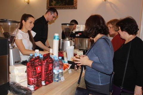 Гнесинка, проект Кофе арт