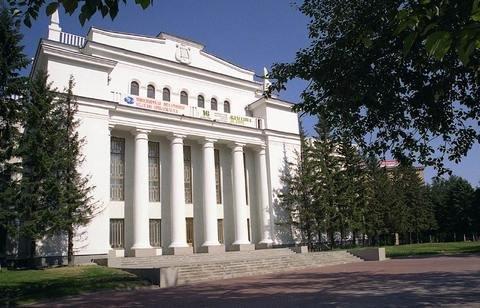 Новосибирская филармония Камерный зал