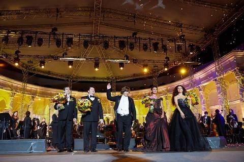 Опера «Евгений Онегин». Мировая классика в Зеленом театре на ВДНХ