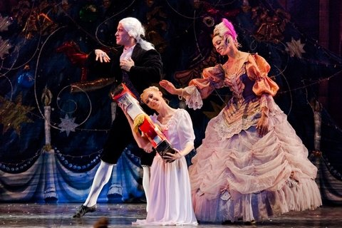 «Летние балетные сезоны»: шедевры мирового балета с 25 по 31 июля