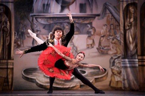 русский классический балет под руководством оксаны усачёвой