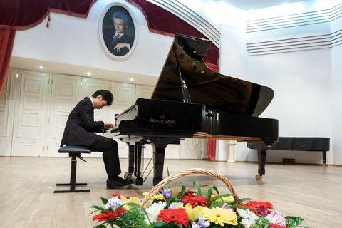 Х Международный конкурс юных пианистов имени Ф. Шопена