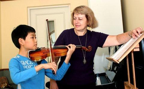 Центральная Детская музыкальная школа