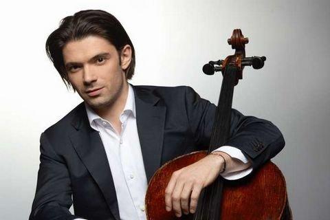 Готье Капюсон (виолончель, Франция)