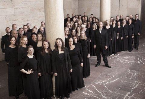 Мюнхенский баховский хор