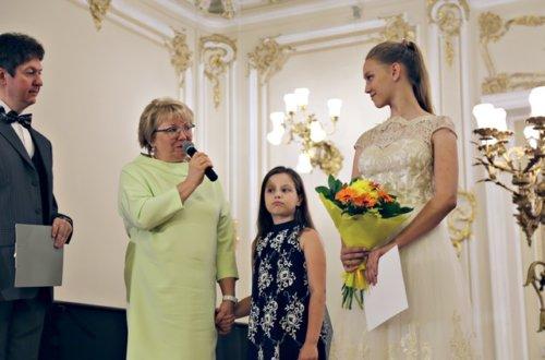 VI Международный конкурс юных вокалистов  Елены Образцовой