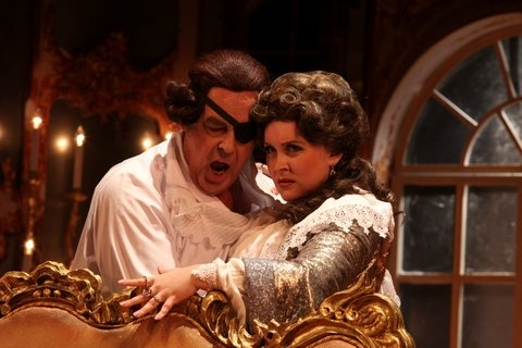 Царица опера Геликон опера
