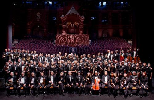 Оркестр Геликон-опера