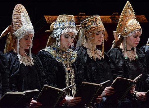 «Царская невеста»  Геликон-опера Дмитрий Бертман