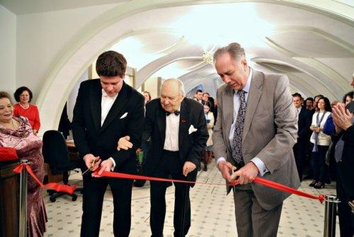 Денис Мацуев, Александр Соколов и Сергей Доренский открывают Рахманиновский зал