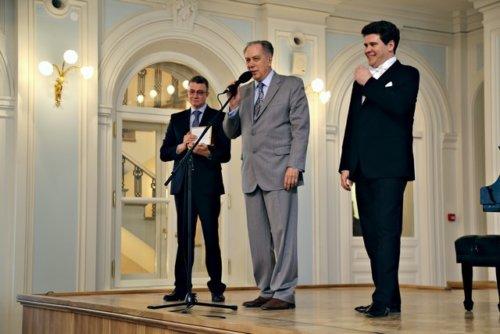 Александр Соколов, Виталий Катков, Денис Мацуев