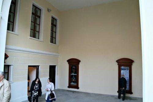 Рахманиновский зал, вход