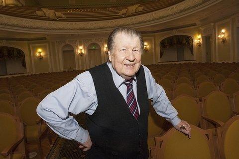 80-летие Владислава Агафонникова, прошедшее 20 мая в Большом зале консерватории