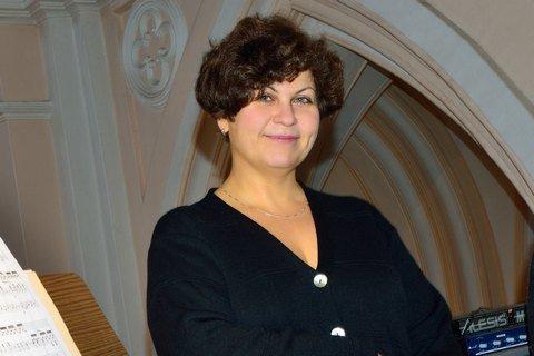 Татьяна Андрианова орган