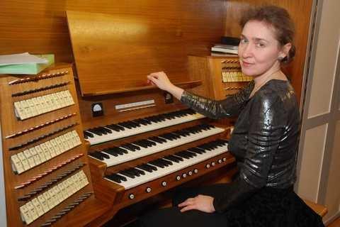 Марианна Высоцкая орган