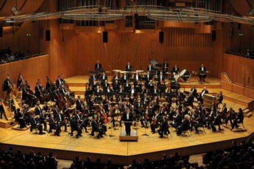 Объединенный оркестр Мюнхенской филармонии и Мариинского театра под управлением Валерия Гергиева
