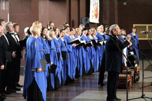 Камерный хор Новосибирской филармонии