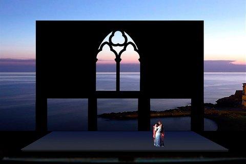Премьера оперы «Симон Бокканегра» в Мариинском театре