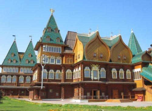 Театральная Хоромина Коломенское