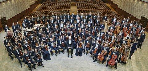 Юбилей Новосибирского академического симфонического оркестра