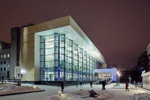 Концертный зал им.А.Каца Новосибирск
