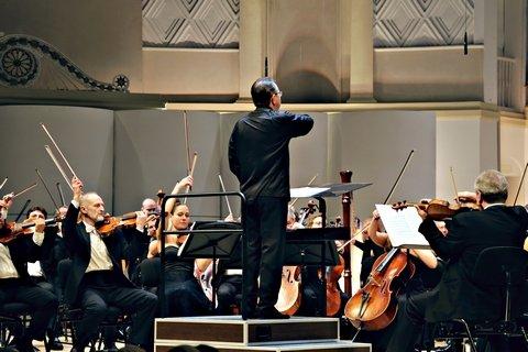 Российский национальный оркестр Михаил Плетнев