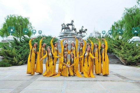 Дни культуры Туркменистана в России пройдут в Москве и Владимире