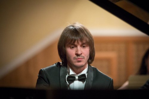 Филипп Копачевский. Фото Алексея Молчанова.