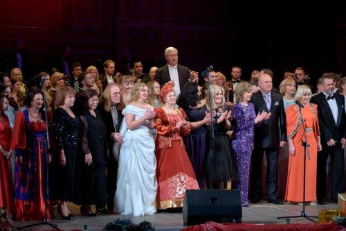 Юбилей филармонии - 50 лет. Симфонический оркестр. 15 декабря 2016. Фото - Константин Кошкин