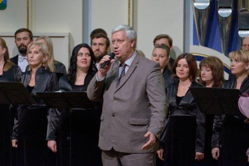 Поздравление заместителя директора БГФ -Евгения Алешникова