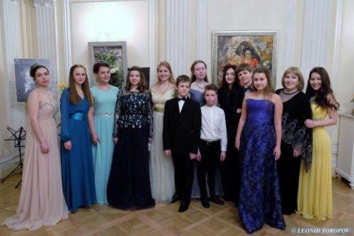 Школа классического пения Ларисы Рудаковой