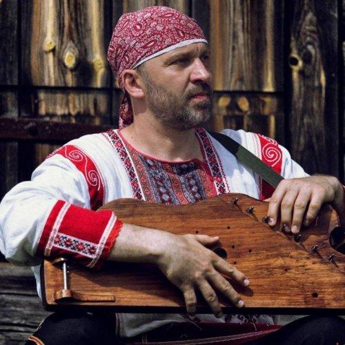 Олег Щукин