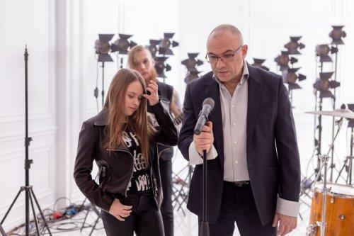 Лада Мишина и Евгений Кобылянский
